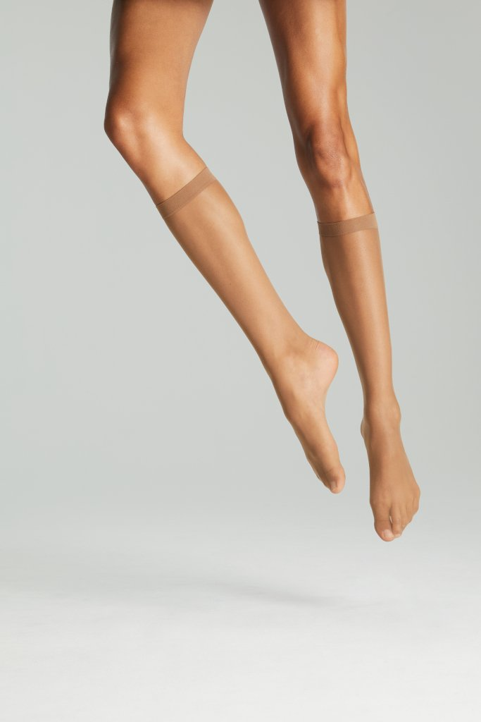 fogal knee high all nude nude
